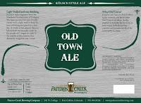 Pateros Creek Ole Town Ale