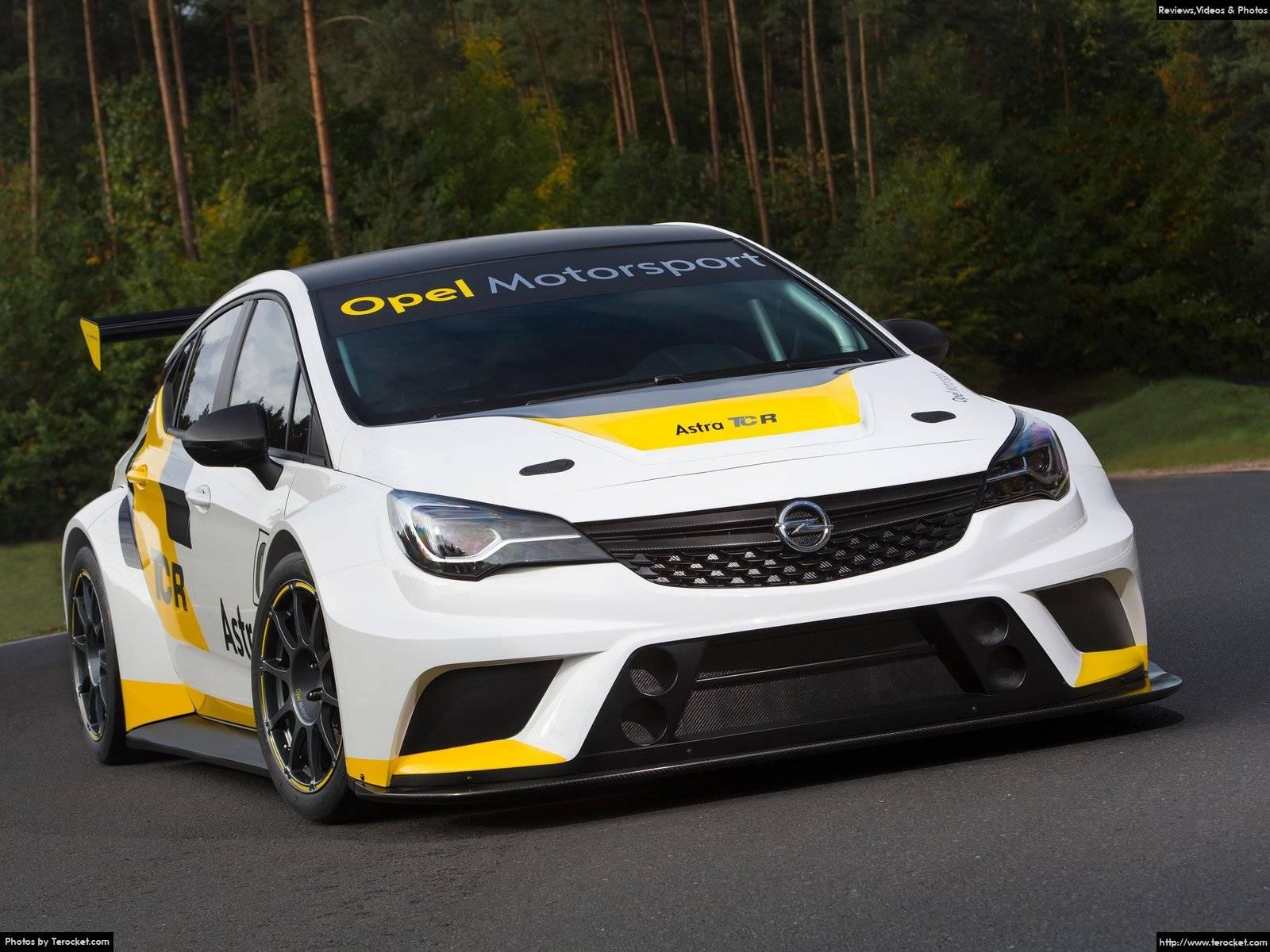 Hình ảnh xe ô tô Opel Astra TCR 2016 & nội ngoại thất