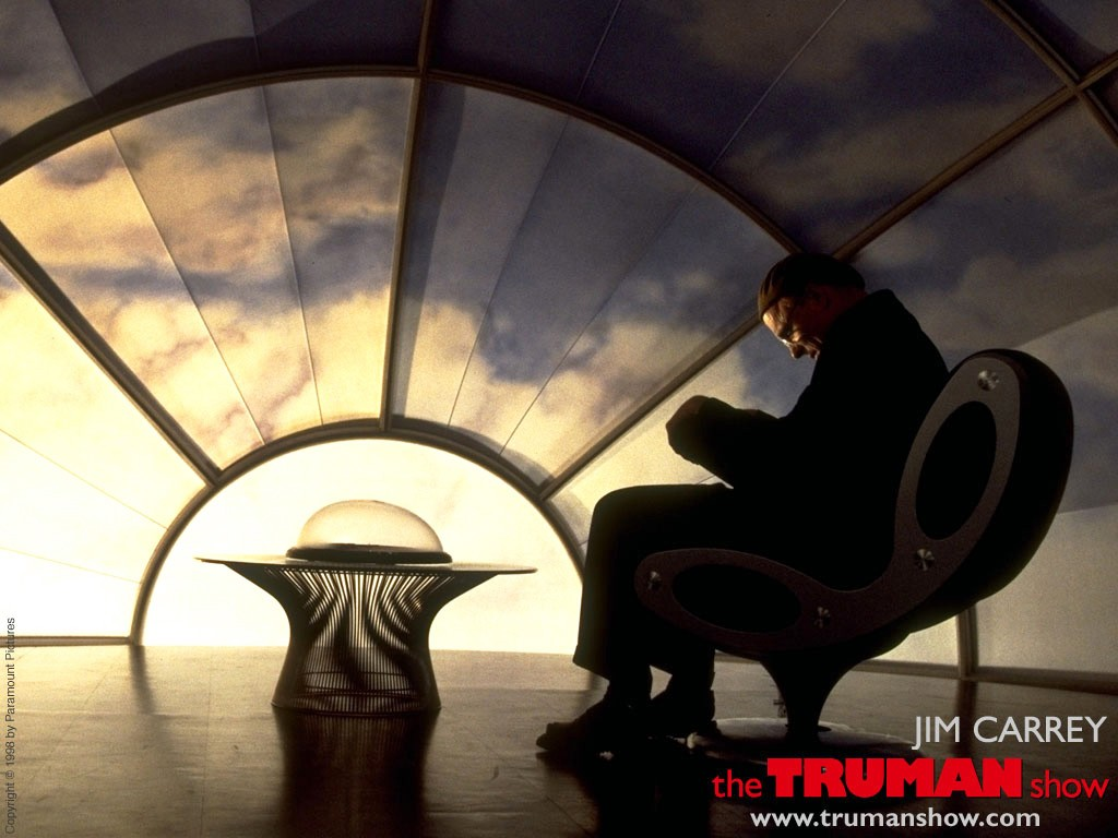 the truman show essay on christof Truman show essay topics major work 1 discuss the relationship that exists between truman and christof 3 why does truman choose to leave seahaven.