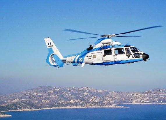 Κράτος μπάχαλο! Σαπίζουν τα ελικόπτερα έρευνας και διάσωσης της Ελλάδας