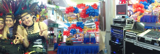 UO superstore Ipoh Lucky Draw Grand Prize 2011