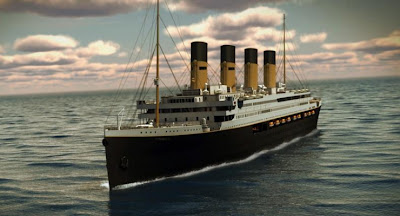 Imagem Navio Titanic II