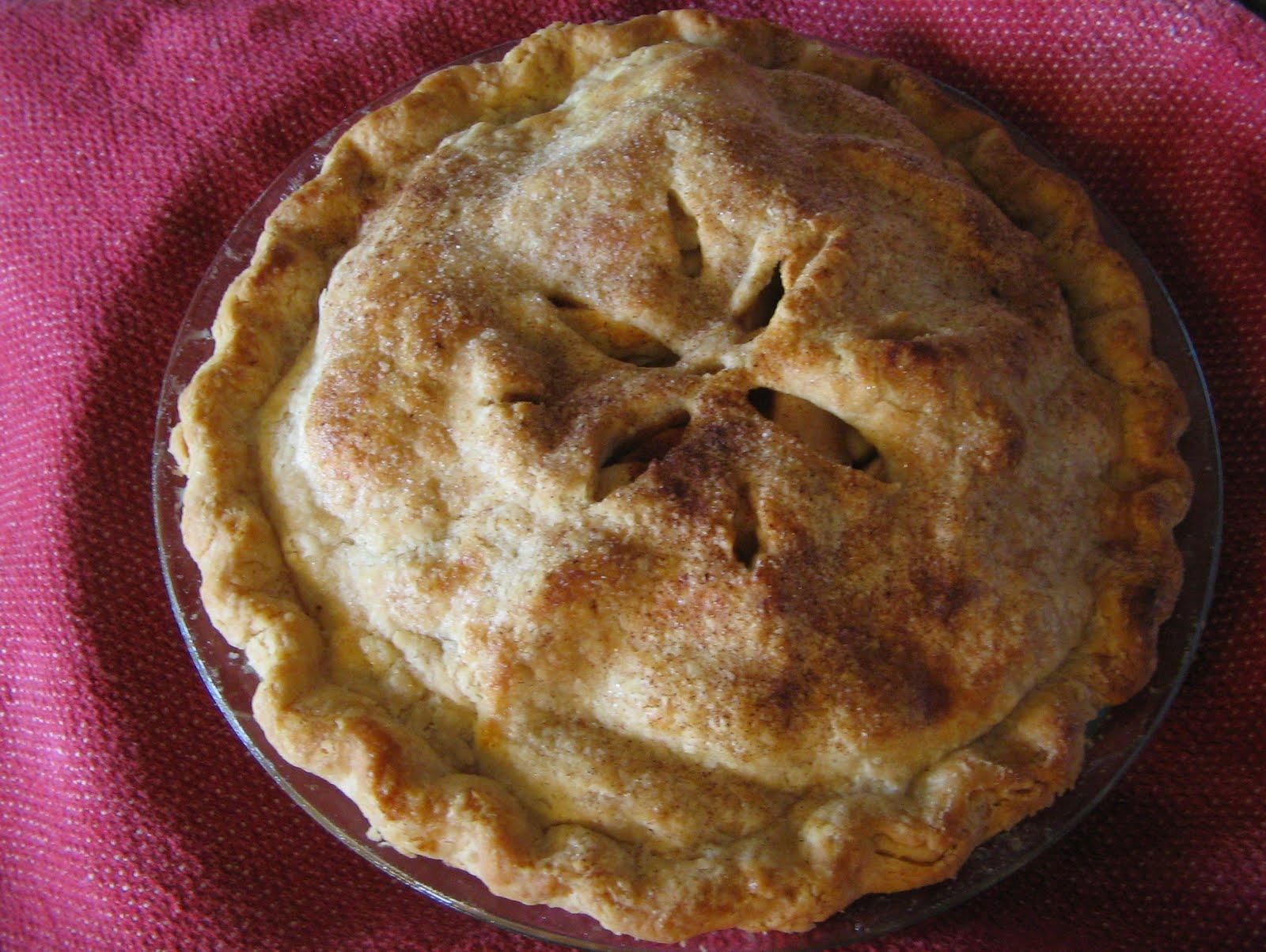 Lilac & Lavender: Perfect Pie Crust
