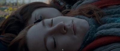 Saoirse Ronan and Gemma Arterton in Byzantium