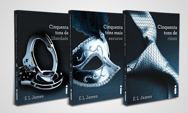 Livros.ePub: Trilogia 50 tons de cinza