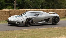 Car Name : Koenigsegg Agera R