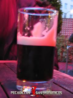 cerveza, negra