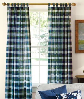 Modern Furniture Tab Top Curtains Designs Ideas 2012 Pictures