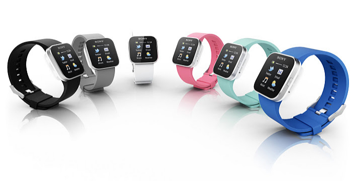 Smart Watch PP ColorWristband