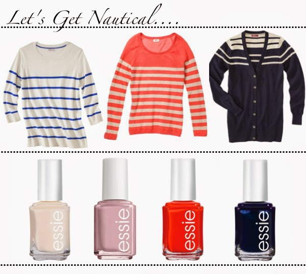 Target Style- Nautical Trend- Fall Trend