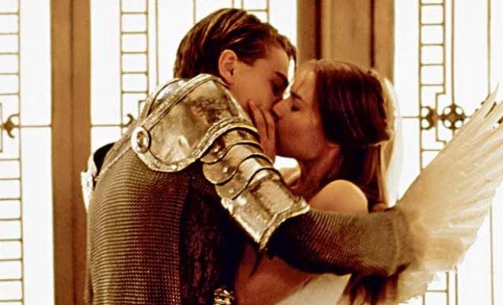 Los 10 Mejores Besos de Pelicula