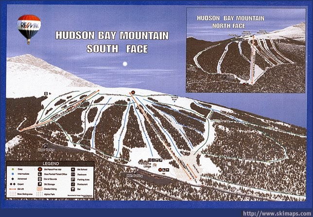 Hudson Bay Ski Resort, British Columbia - Where is the Best Place for Skiing And Snowboarding in Canada