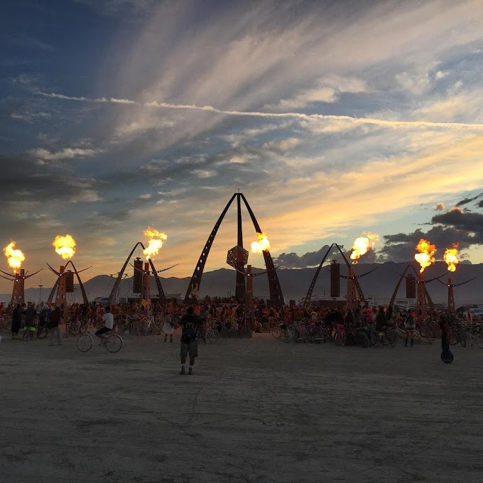 Burning Man Fest Photos 2015