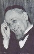 R' Joseph Breuer, zt'l, 1882-1980