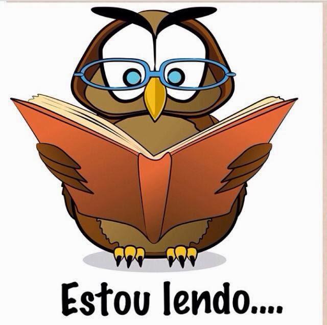 Estou lendo...