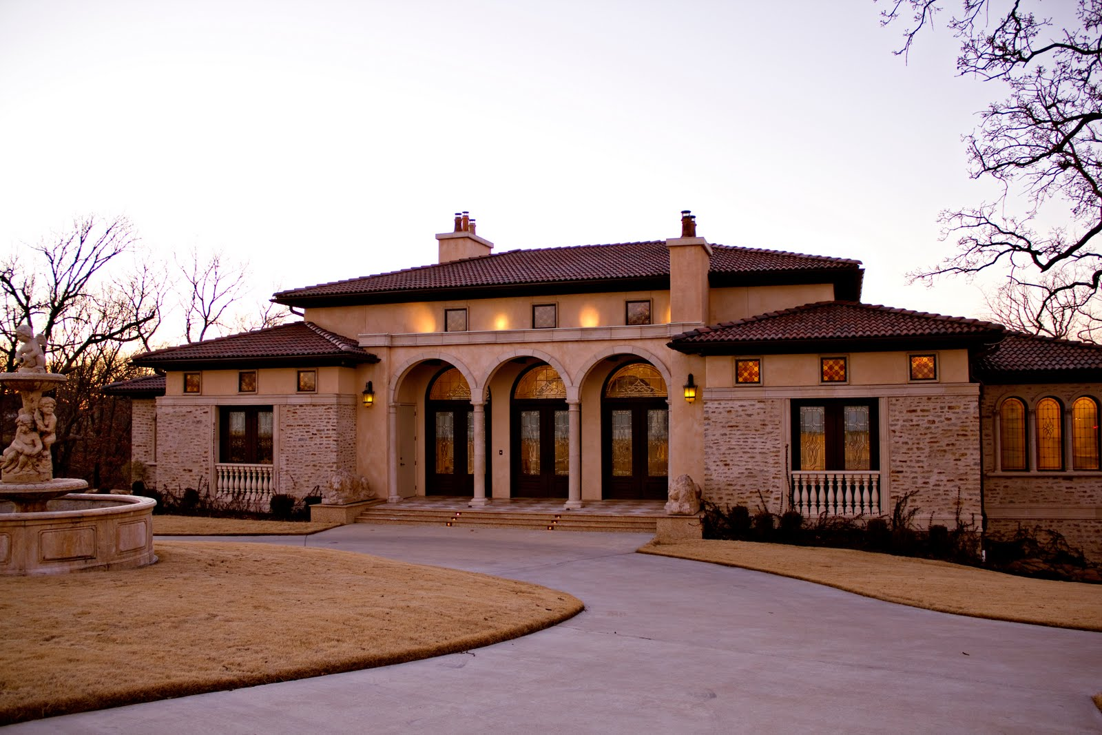 Luxury Homes Tulsa Oklahoma