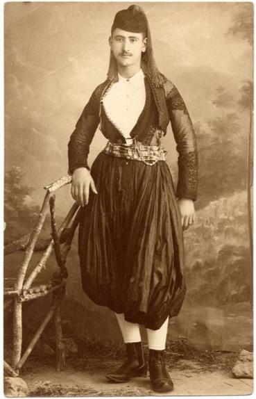 Β.Αλβανία(Γκεκαριά-Gegëria)
