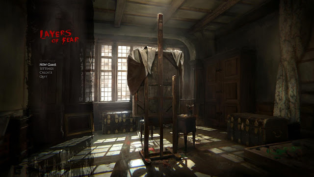 Some thoughts on... Layers of Fear