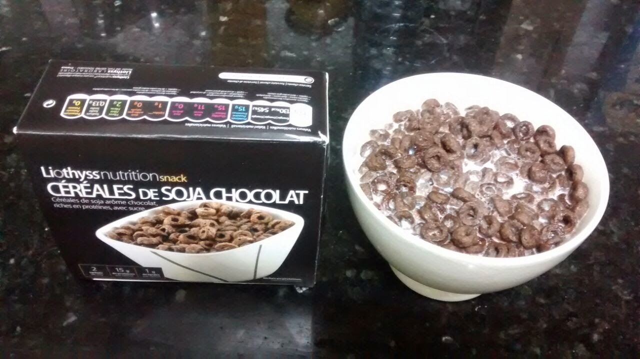 cereales con Soja Chocolate