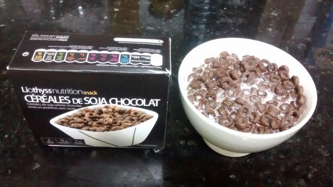 cereales con Soja Chocolate