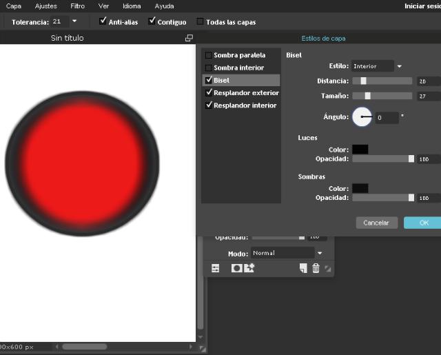 Botones redondos en 3D gratis