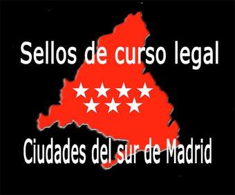 Sellos personalizados Comunidad de Madrid