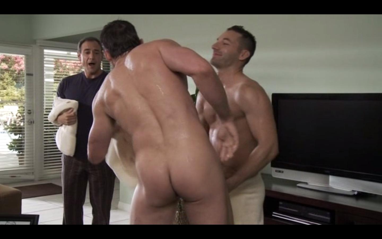 Steve sandvoss bondage scene