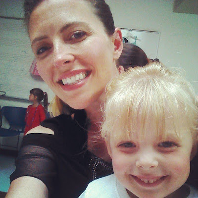 first dance recital