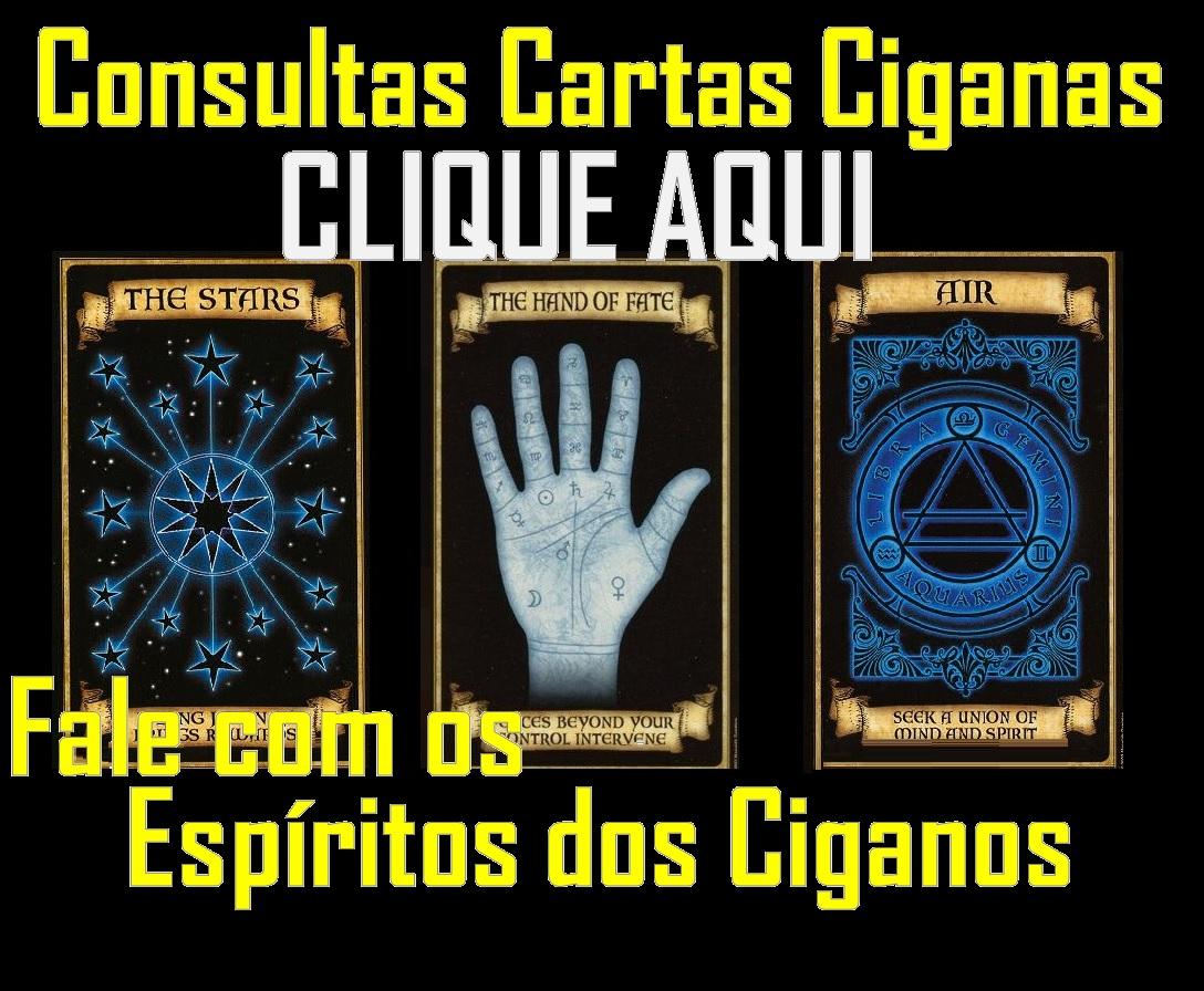 CONSULTA COM CARTAS CIGANAS