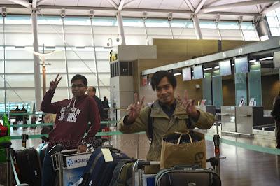 Travelog Korea 17 Nov 2013 Kembali Ke Malaysia Repost