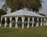 Exotic Luxury Tent