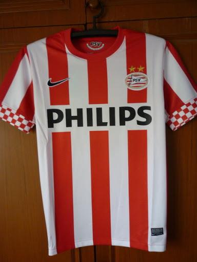 Jersey PSV Home Musim 2012/2013
