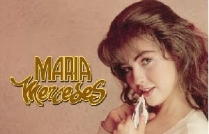 Thalia Em: Maria Mercedes