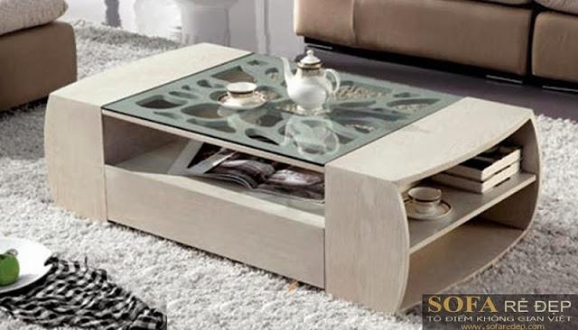 Bàn sofa gỗ BS031