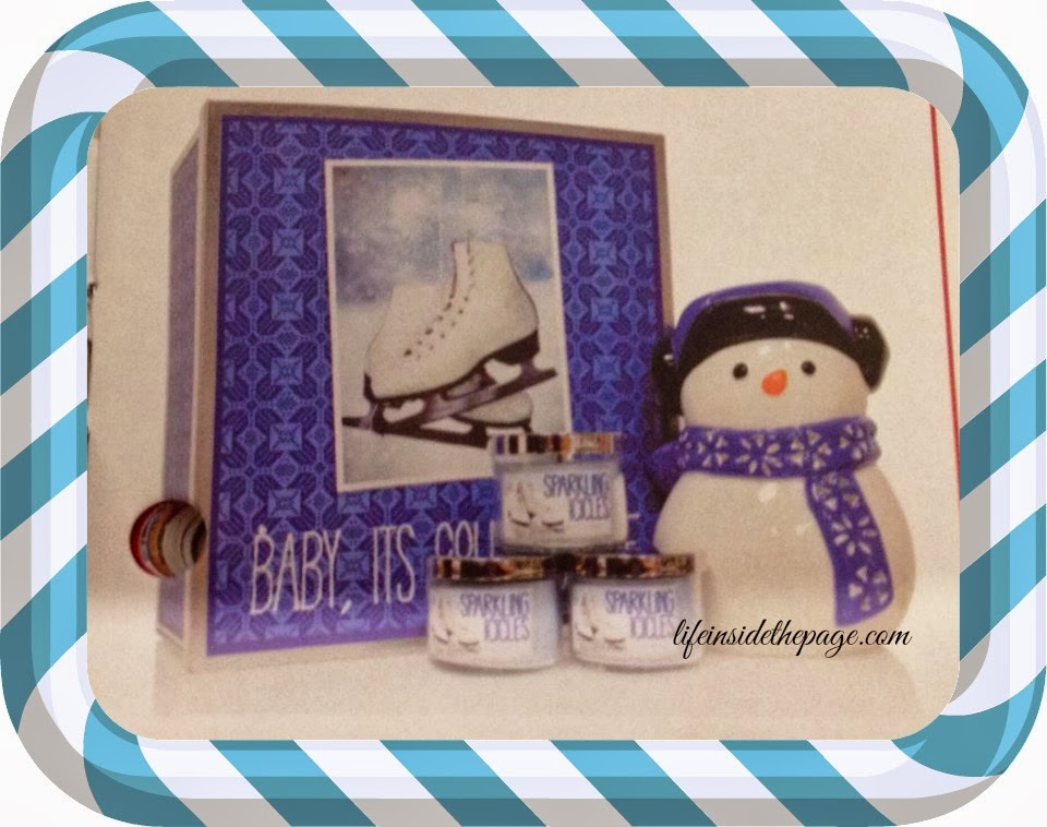 Life inside the page holiday gift sets bath and body