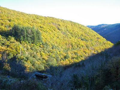 Montagne Noire, Aude, Pays Cathare, France, Ruta Càtara, Muntanya Negra
