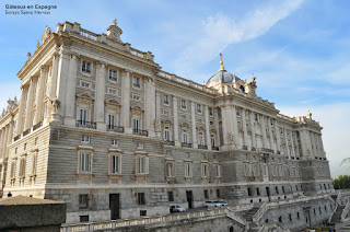 tourisme madrid palacio real