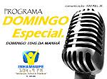 PROGRAMA DOMINGO ESPECIAL --10HS DA MANHÃ