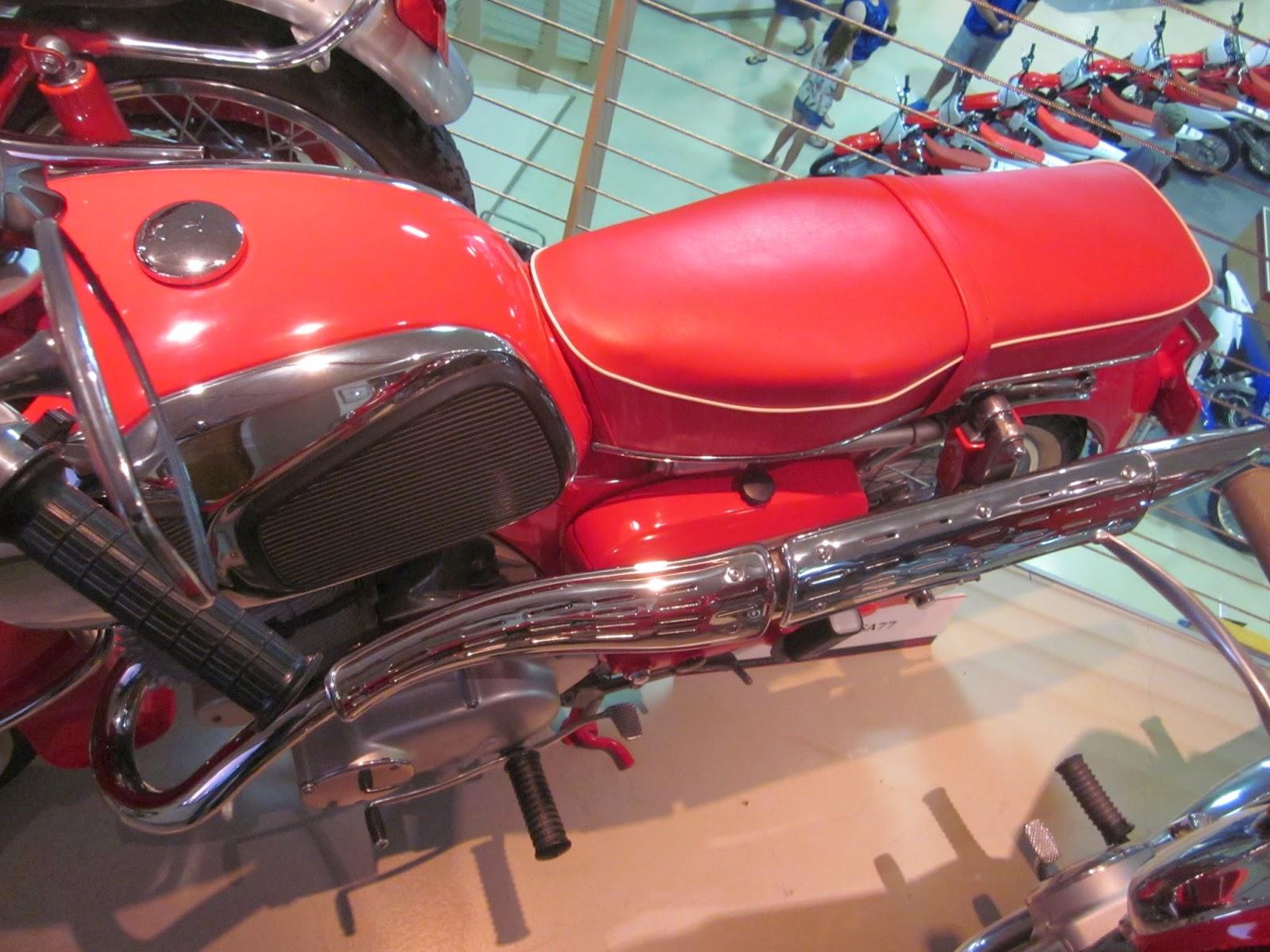 Oldmotodude 1962 honda csa77 250 on display at hinshaw 39 s for Hinshaw honda auburn wa