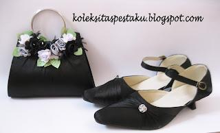 Sepatu Tas Pesta Cocok Buat Pernikahan Hantaran