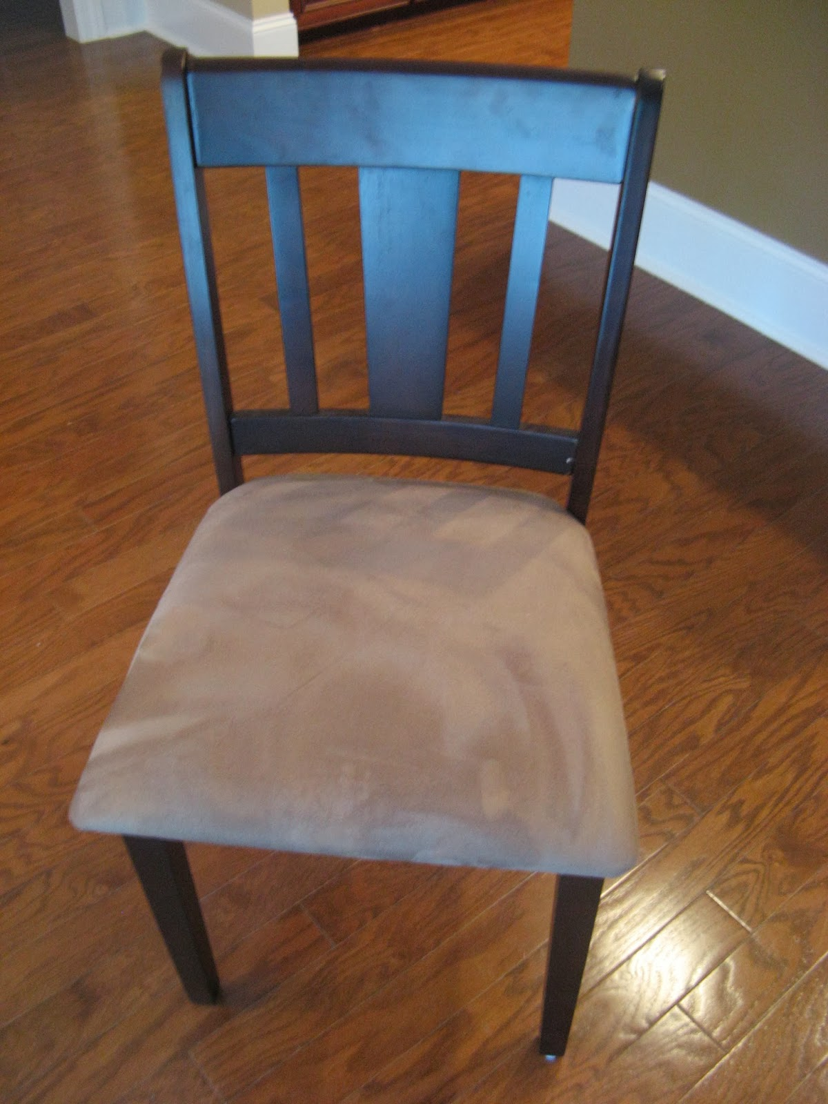 Before Photo of Chair