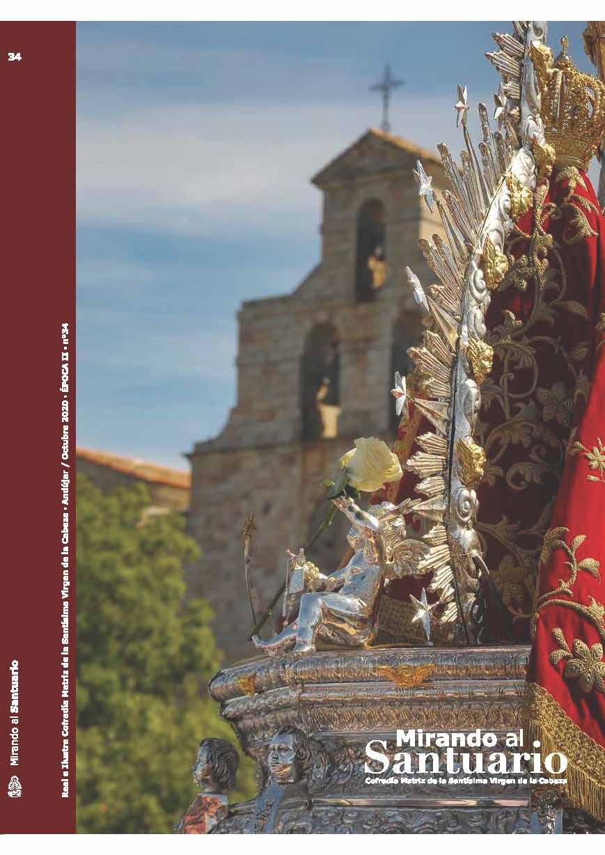 """Revista """"Mirando al Santuario"""" 2020"""