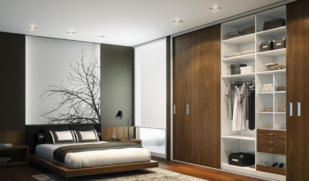 Guarda roupa modulado ou planejado ? Apê em Decoração ~ Quarto Planejada Para Apartamento