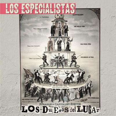 LOS ESPECIALISTAS - Los Dueños del Lugar (2015)