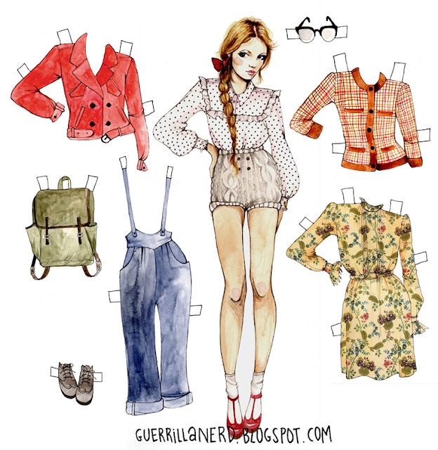 Image Result For Printable Summer Clothes