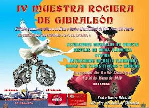 IV Muestra Rociera de Gibraleón (Huelva)