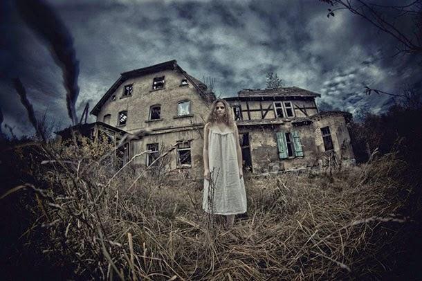lugares assustadores, medo, terror, assombrado, locais