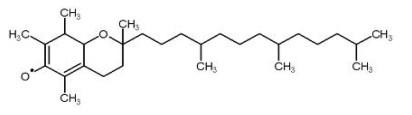 Struktur Vitamin E