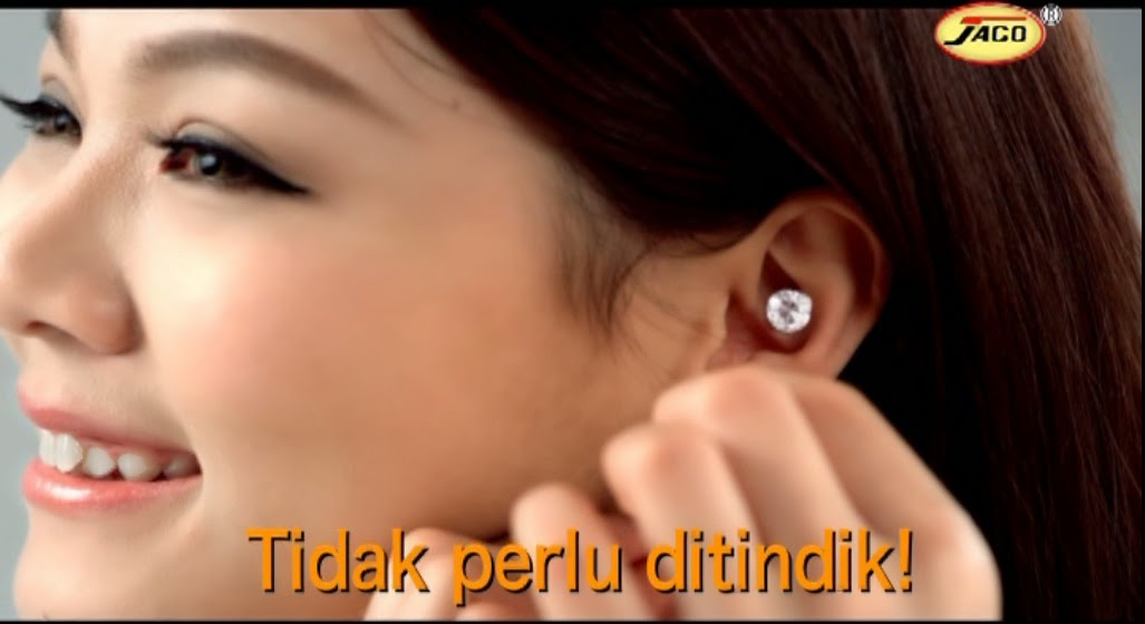 Anting Diet Slim Fashion