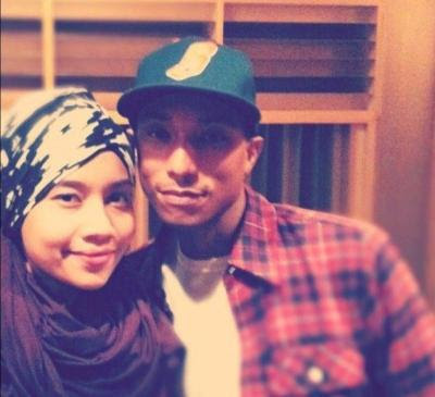 Yuna Pharrell Williams
